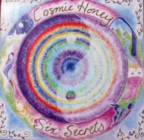 Cosmic Honey CD Cover