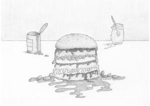 Megasludgewich scanned by Minuteman