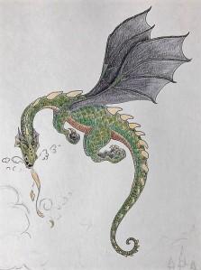 Dragon 4 a