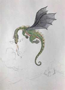 Dragon 5 a